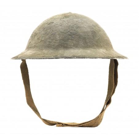 British WWII Mark II Helmet (MM1475)