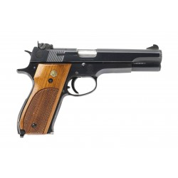 Smith & Wesson 52-2 .38...