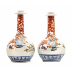 Pair of Japanese Incense...