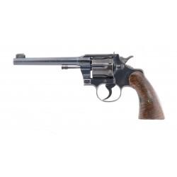 Colt Officers Model .22 LR...