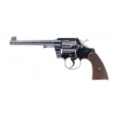 Colt Officer's Model .38 Special (C16700)