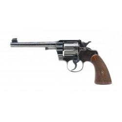 Colt Officers 2nd Model .38...