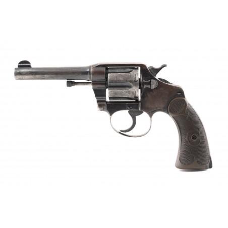 Colt Police Positive .38 S&W  (C5288)