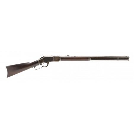 Scarce Winchester 1873 Rifle 22 Caliber (AW217)