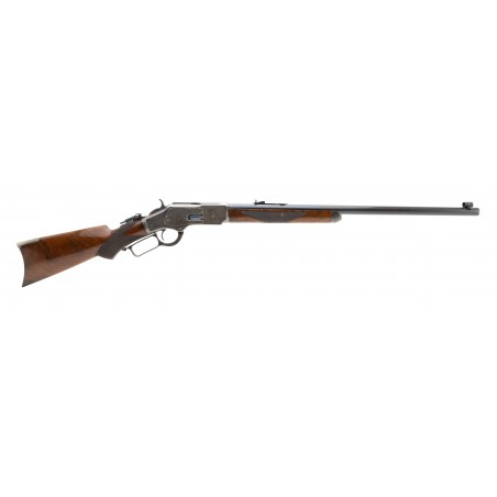 Beautiful Deluxe Winchester 1873 Rifle 44-40 (AW206)