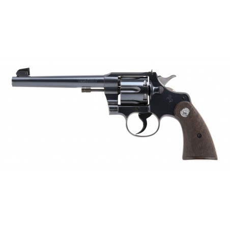 Colt Officers Model Target 3rd Issue .38 Special (C17503)