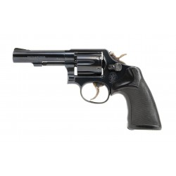 Smith & Wesson 10-10 .38...