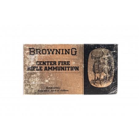Browning .300 Savage 168 Grain Vintage Ammunition (AM124)