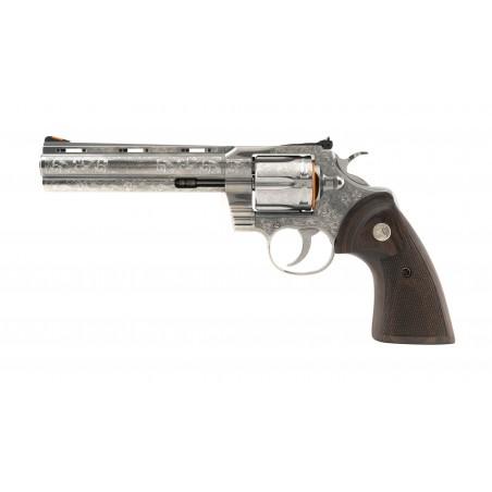 Colt Python Engraved 2020 (NGZ764) New