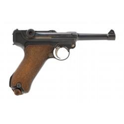 1918 DWM Military Luger...