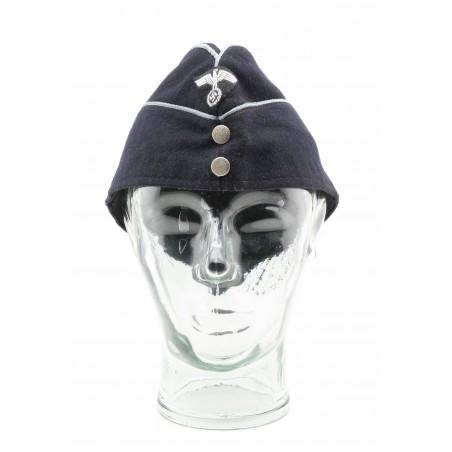 German WWII DAF Officer's Side Cap (MM1445)