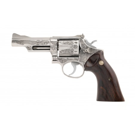 Smith & Wesson 66 Factory Engraved .357 Magnum (PR54944)