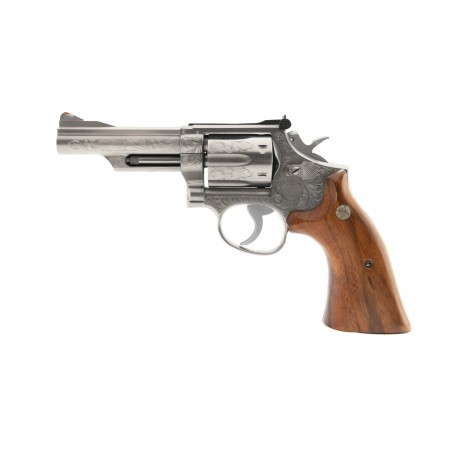 Smith & Wesson 66-1 Factory Engraved .357 Magnum (PR54945)