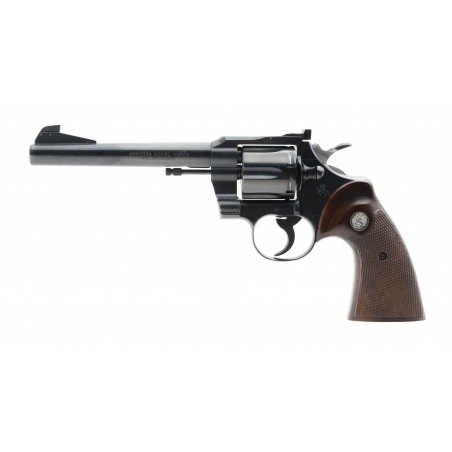 Colt Officers Model Match 5th Issue Single Action .38 Special (C17517)