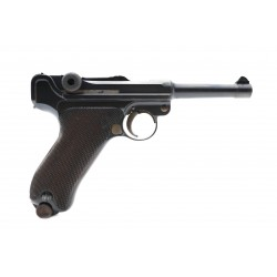 1908 DWM Commercial Luger...