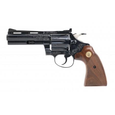 Colt Factory Engraved Diamondback .38 Special (C17524)