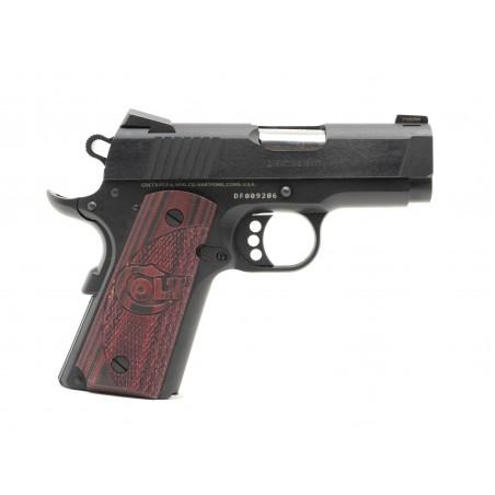 Colt Defender Lightweight 9mm (NGZ817) New