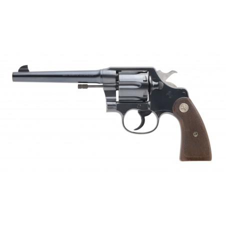 Colt New Service .38 Spcl (C17505)