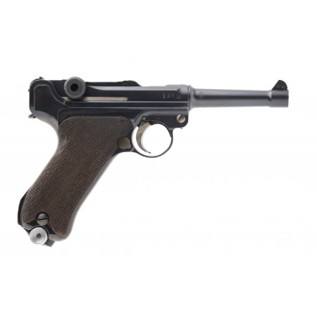 1917/1920 Double Date Police Luger (PR55015)