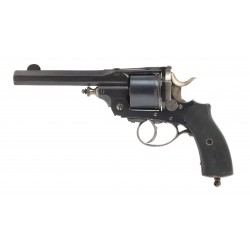 J. Warrant Belgian Revolver...