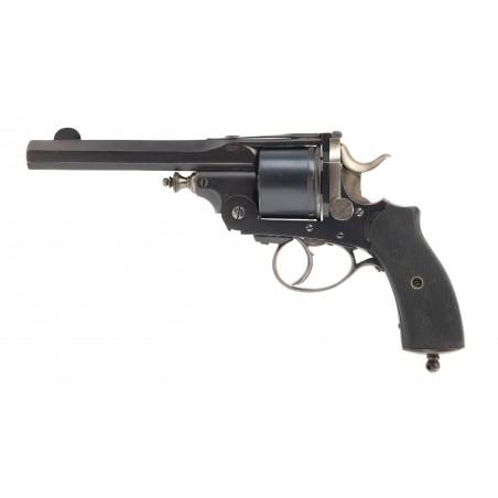 J. Warrant Belgian Revolver 10.34mm (AH6627)