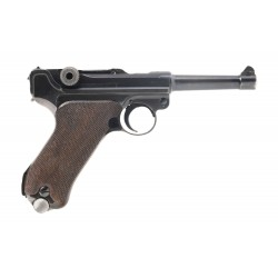 1938 Date S/42 Luger...