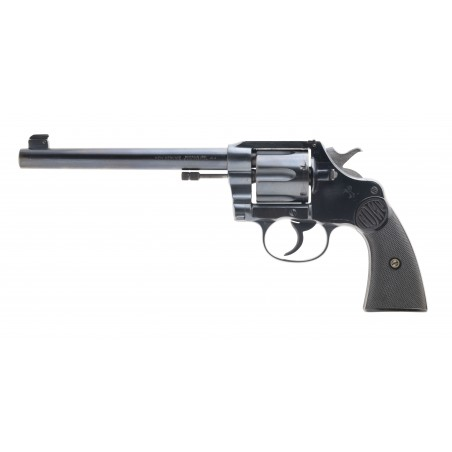 Colt New Service Target model Flat Top .44 Russ/.44 S&W (C17509)