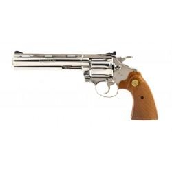Colt Diamondback Nickel .38...