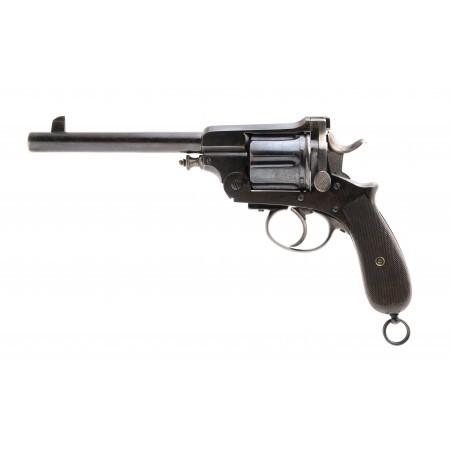 "Very Large Belgian ""Pryse"" Type Revolver 10.4mm (AH6757)"