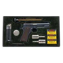 Cased Pre-War Colt Ace...