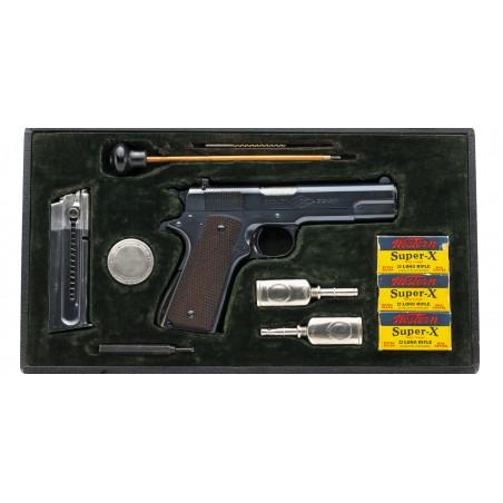 Cased Pre-War Colt Ace .22LR (C17564)