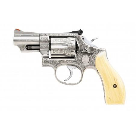 Smith & Wesson 66-2 Custom Engraved .357 Magnum (PR54943)