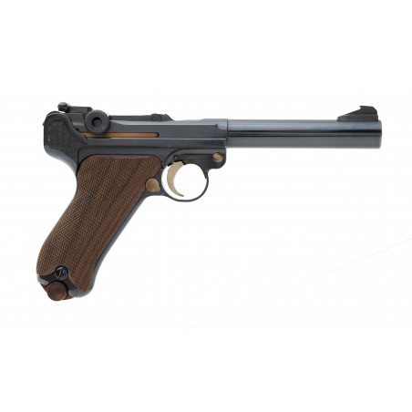 Custom Waffen-Weiss Match 08 Luger Target Pistol (PR55063)