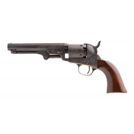Colt 1849 Pocket Factory Engraved .31 Caliber (C9126)