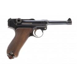 1912 DWM Military Luger...