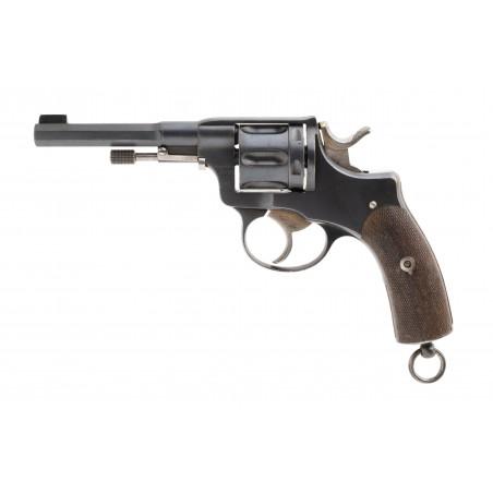 Swedish Model 1887 Officer's Revolver in .22mag (PR55101)