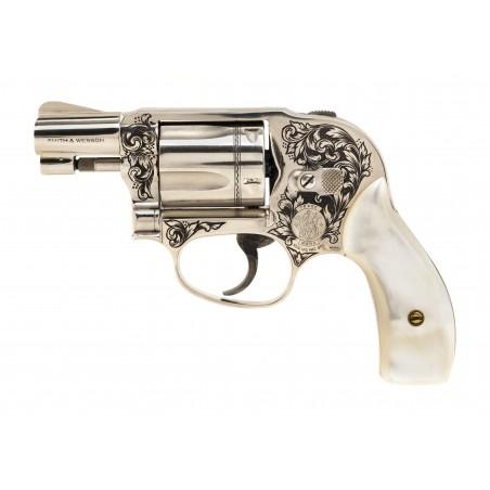 Ben Shostle Engraved Smith & Wesson 49 .38 Special (PR54946)