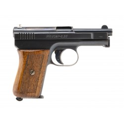 Mauser 1910 Portugese...
