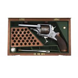 Cased Tranter 1868 Revolver...