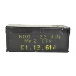 British MK 2 600 .22...