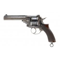 Webley No.4 Pryse Revolver...