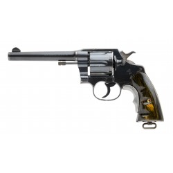 Colt New Service .38...