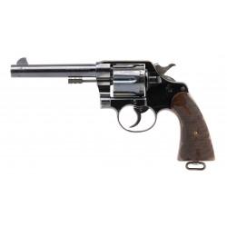 Colt New Service .45LC...
