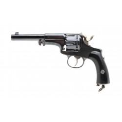 Unusual A.B.C.D. Revolver...