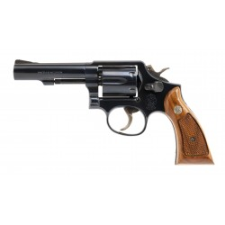 Smith & Wesson 10-8 .38...