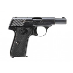 Walther Model 7 6.35MM...