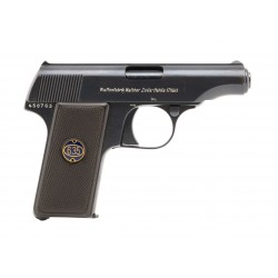Walther Model 8 6.35MM...