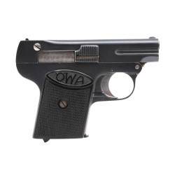 Austrian OWA 6.35MM Pistol...