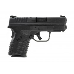Springfield XDS-9 9mm...