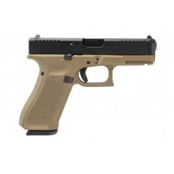 Glock Gen 45 Burnt Bronze...